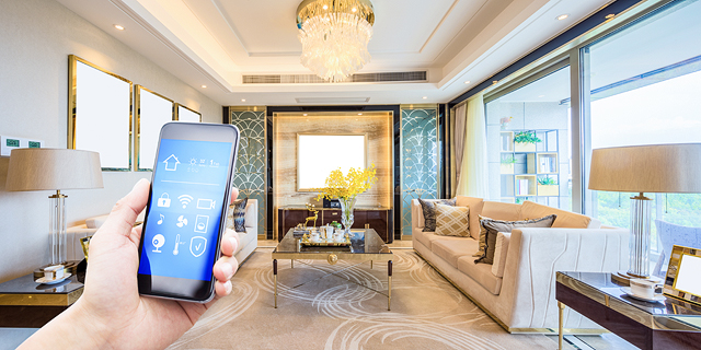Automação residencial: controle a casa pelo celular!